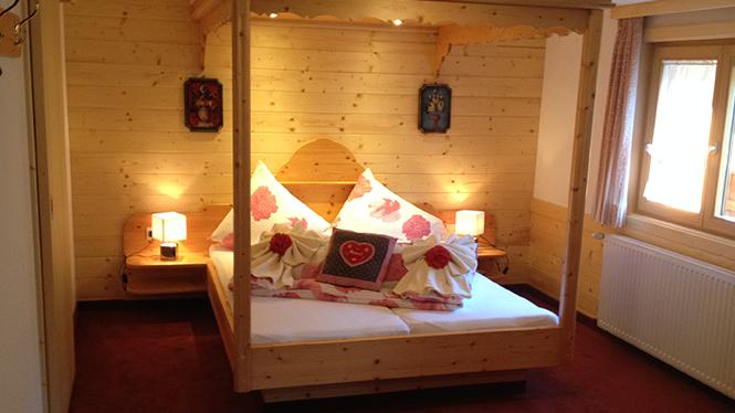 Hotel Vallüla – Erweiterung und Teilausstattung der Gästezimmer