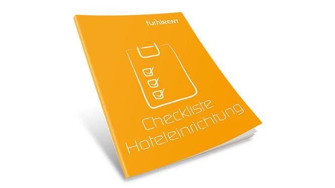 Checkliste Hoteleinrichtung