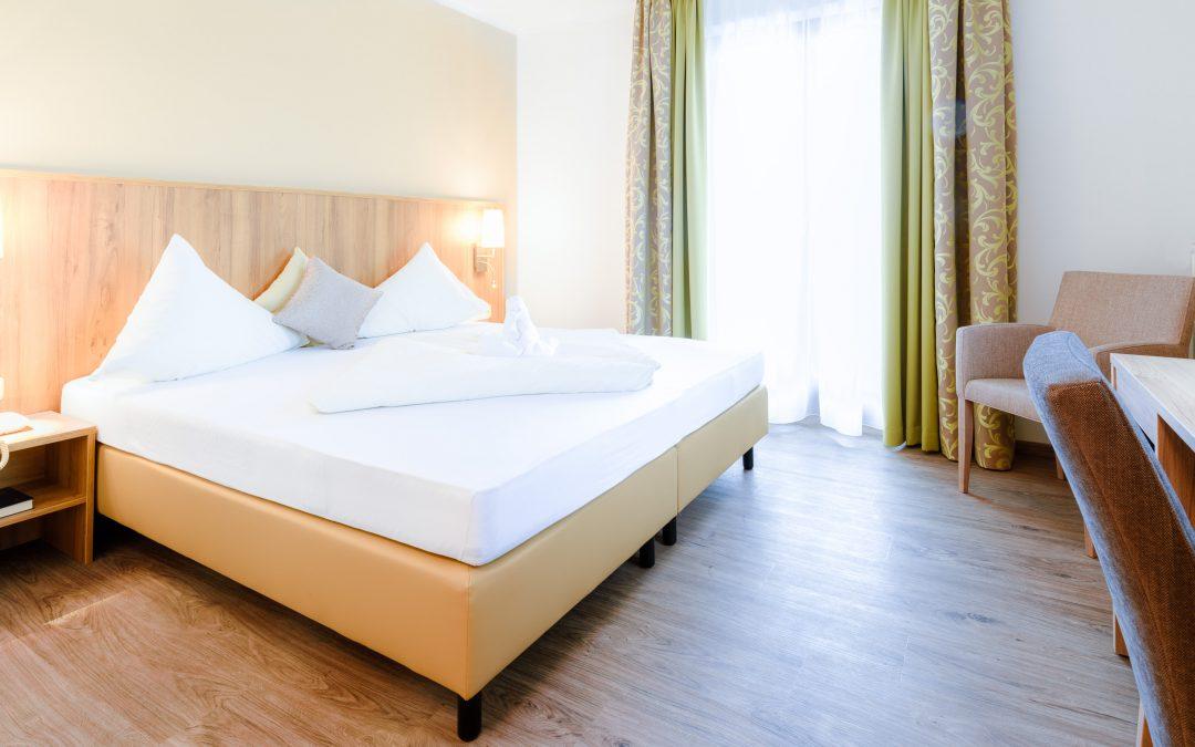 Neue Hotelzimmer am Klopeiner See