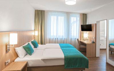 Modernisierung als Chance – Hotel Concordia investiert mit furniRENT in neue Hotelzimmer