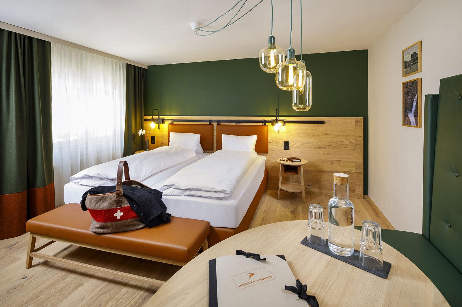 Hotel Hirschen furniRENT